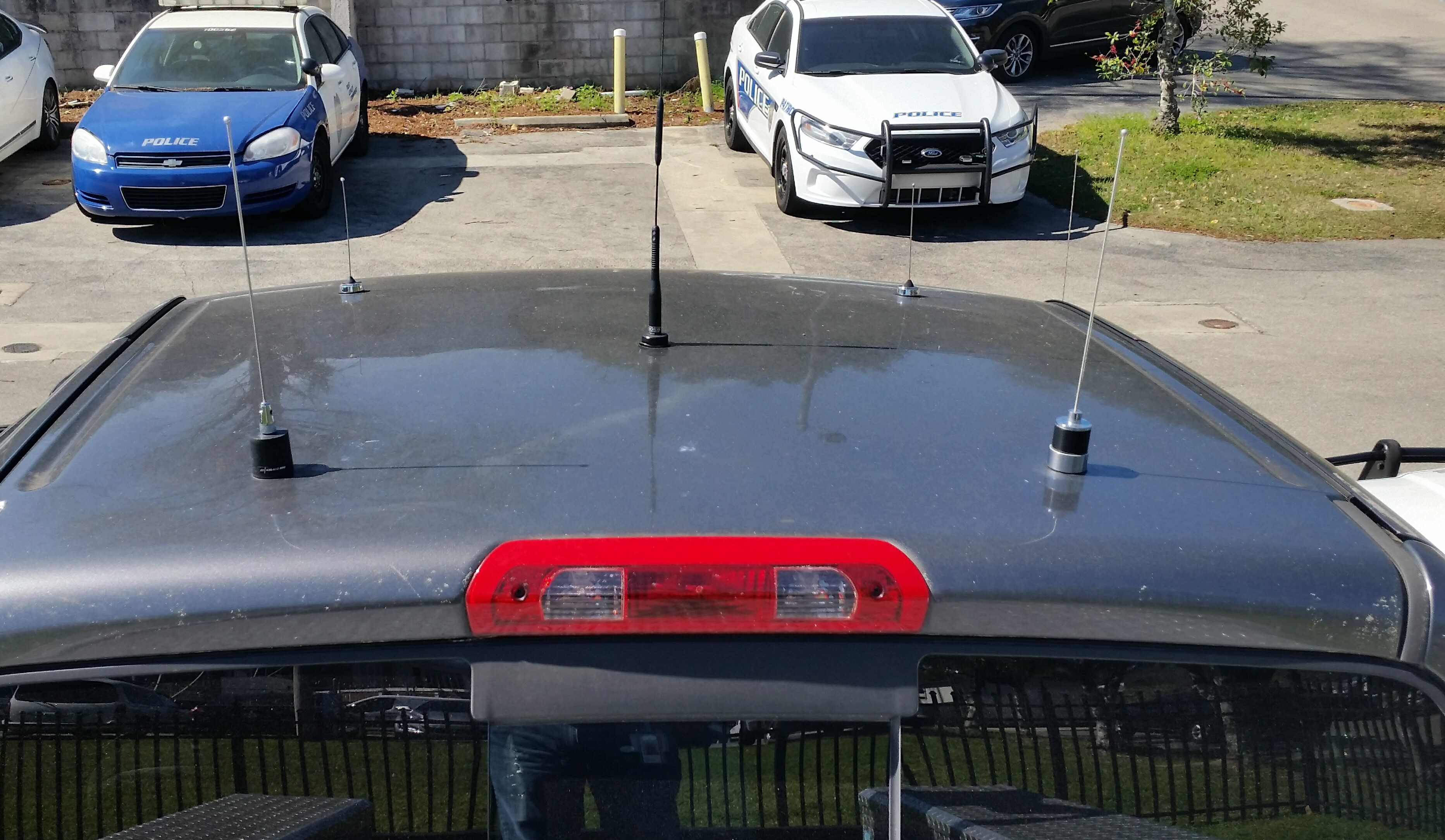 Mobile Antenna Mounting Qrz Forums